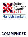 Commended as Best SME