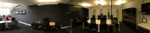 NOC to board room panorama