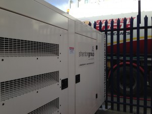 Our first two generator sets are now fuelled and ready for commissioning in the coming weeks