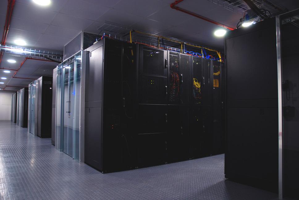 Data Hall 1