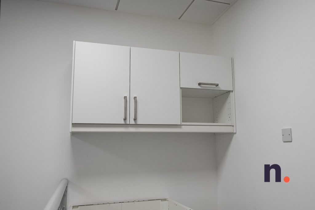 Kitchenette Wall Cabinets