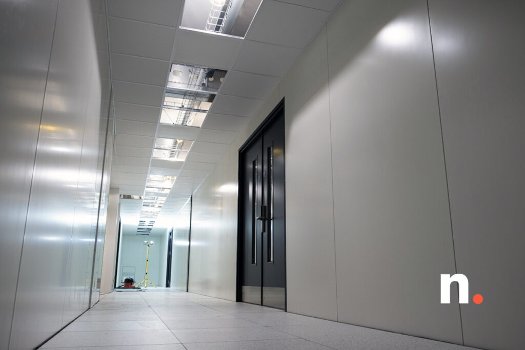 Ground Corridor